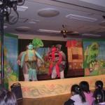 人形劇観覧(2歳児以上)